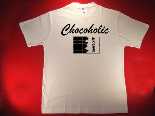 Tshirt Chocoholic