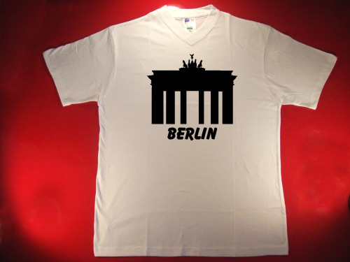 Tshirt Berlin - Brandenburger Tor
