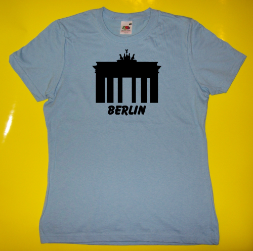 T-Shirt - Berlin - Brandenburger Tor