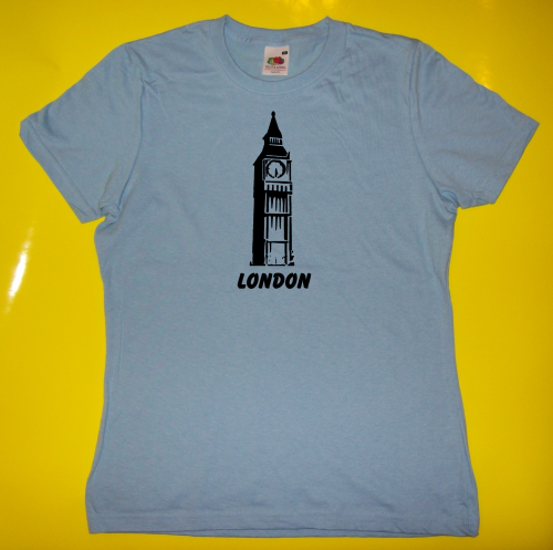 T-Shirt - London - Big Ben