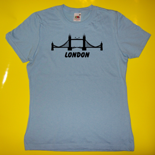 T-Shirt - London - Tower Bridge