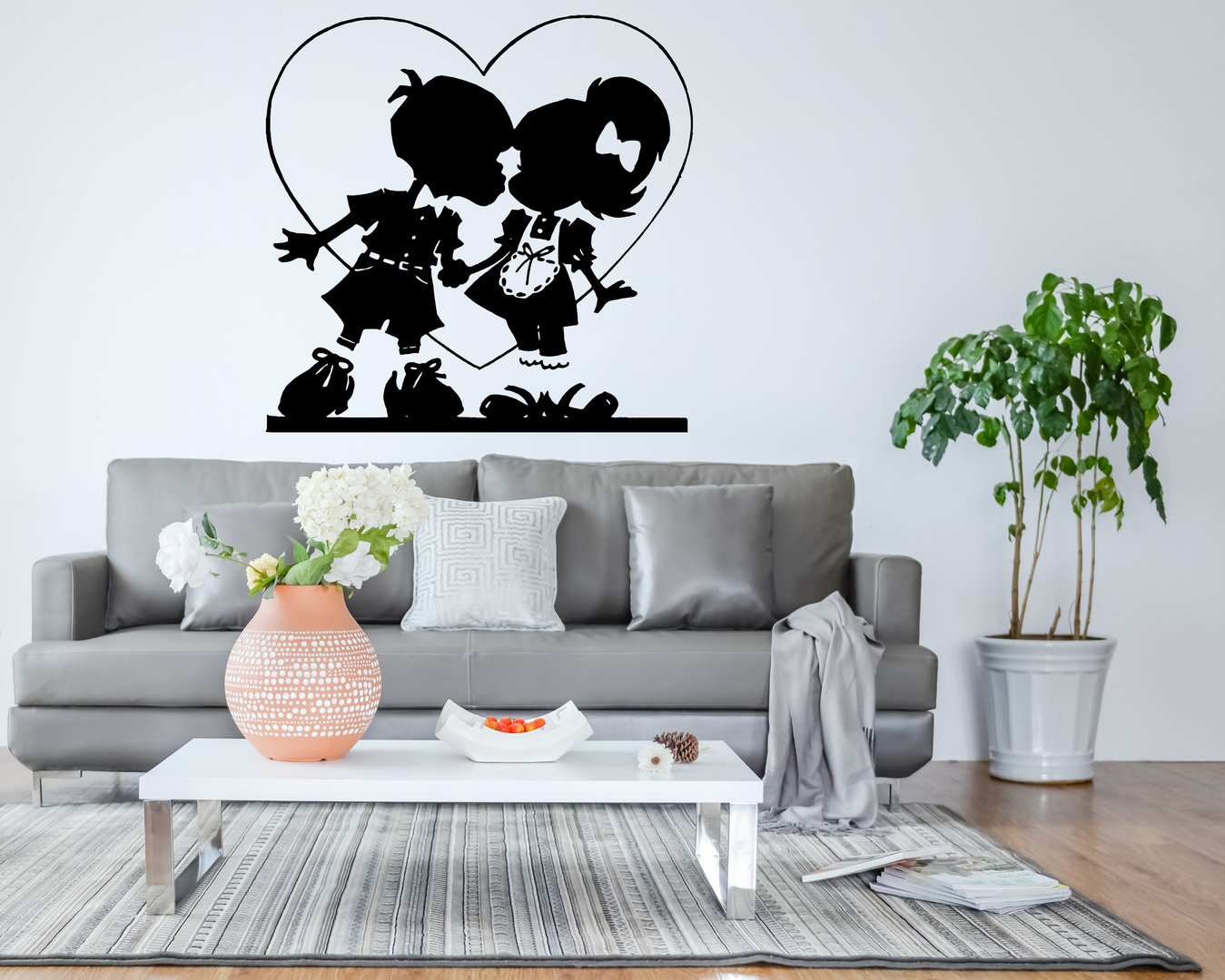 wandaufkleber wandtattoos und wall art sticker. Black Bedroom Furniture Sets. Home Design Ideas